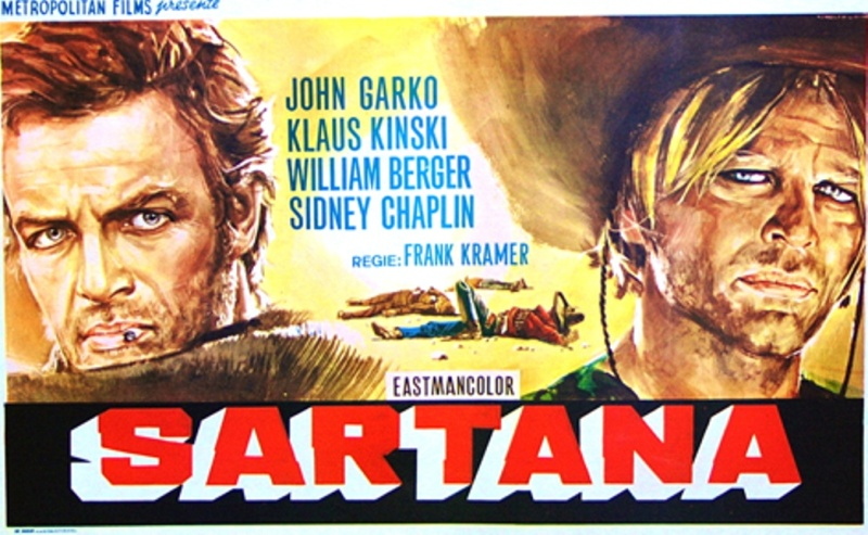 Sartana - Se incontri Sartana, prega per la tua morte - 1968 - Frank Kramer - Gianni Garko En135910