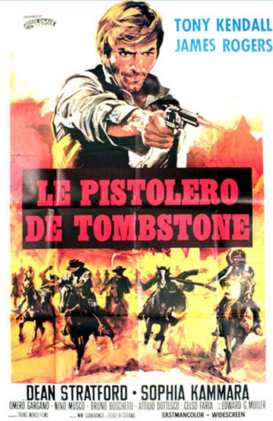 Le pistolero de Tombstone (Rimase uno solo e fu la morte per tutti !) -1971- Eduardo Mulargia En363510