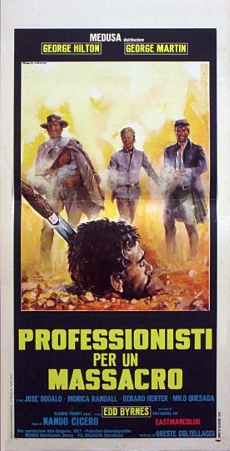 Professionnels pour un massacre - Professionisti per un Massacro - 1967 - Nando Cicero - Page 2 Prof_m10