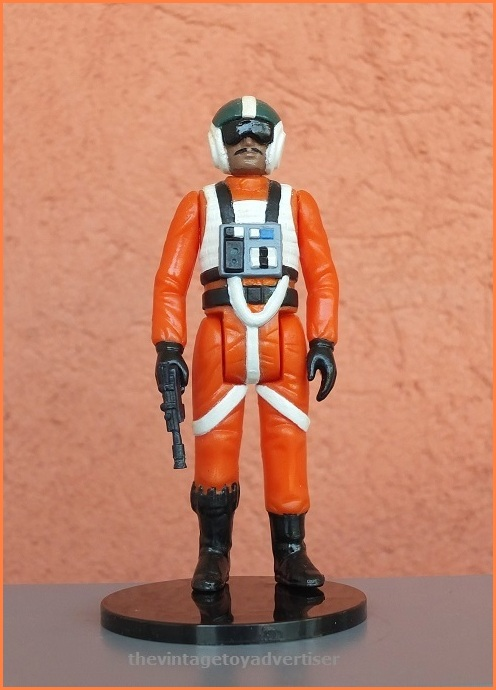 X-Wing and Snowspeeder Personnel - custom figures Grizz_10