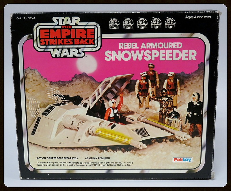 PROJECT OUTSIDE THE BOX - Star Wars Vehicles, Playsets, Mini Rigs & other boxed products  - Page 6 Snowsp11