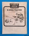 PROJECT OUTSIDE THE BOX - Star Wars Vehicles, Playsets, Mini Rigs & other boxed products  - Page 6 B_wing11