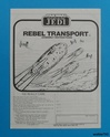 PROJECT OUTSIDE THE BOX - Star Wars Vehicles, Playsets, Mini Rigs & other boxed products  - Page 6 Rebel_13