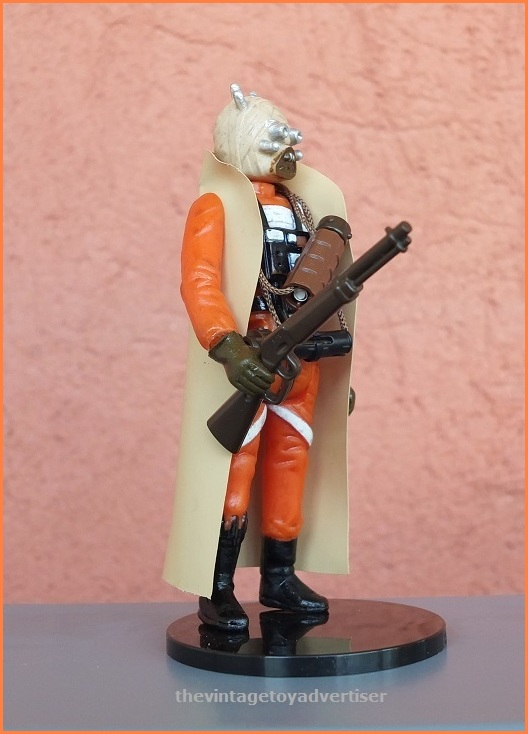 X-Wing and Snowspeeder Personnel - custom figures Tusken10