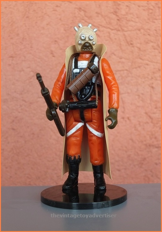 X-Wing and Snowspeeder Personnel - custom figures Tusken12