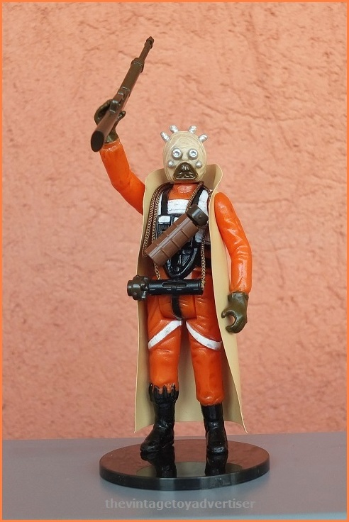 X-Wing and Snowspeeder Personnel - custom figures Tusken13
