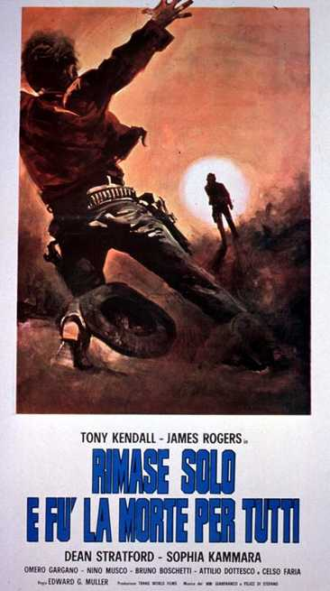 Le pistolero de Tombstone (Rimase uno solo e fu la morte per tutti !) -1971- Eduardo Mulargia 01457810