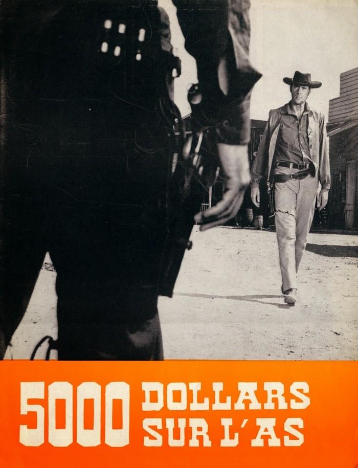 5.000 dollars sur l'as . Pistoleros de Arizona . 1964 . Alfonso Balcazar. 110