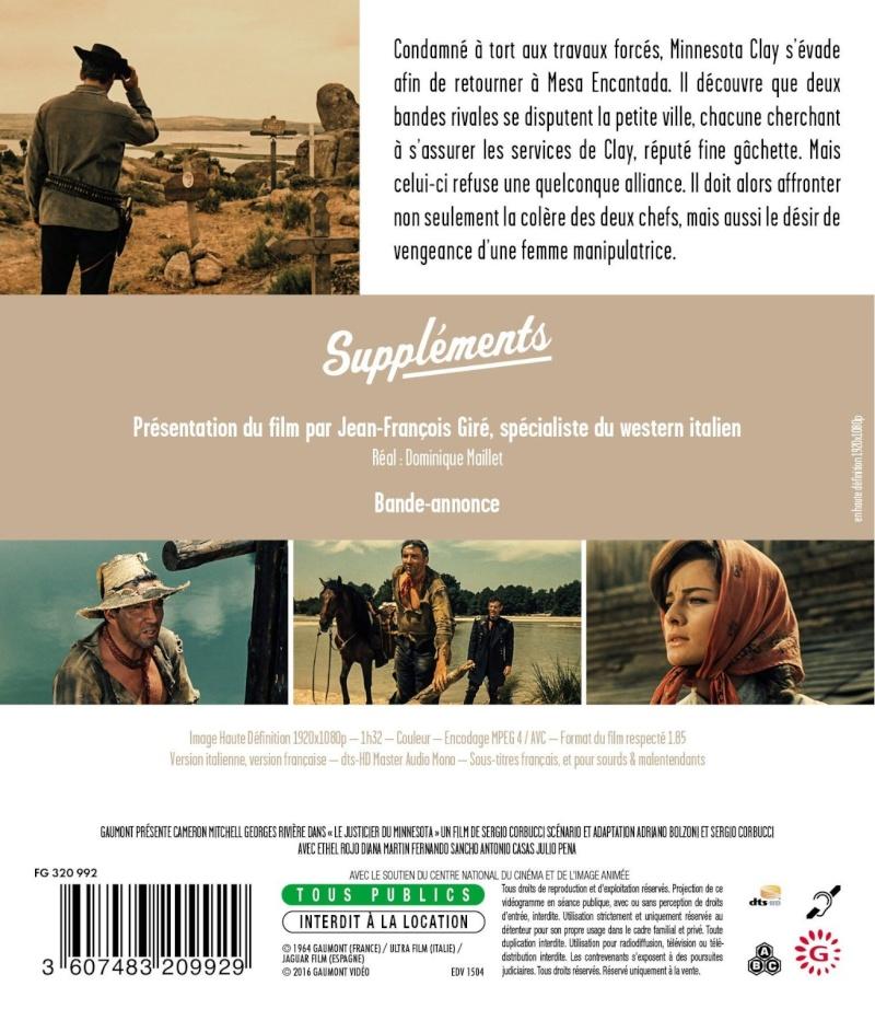 DVD Spaghetti Western en 2016 - Page 2 81dbyw10