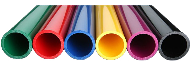 Grids: Colored PVC & Fittings Tubing10