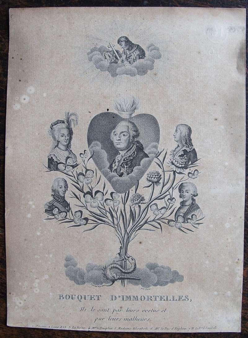 Marie-Antoinette - Divers en vente sur eBay et Le Bon Coin - Page 9 Bouque10