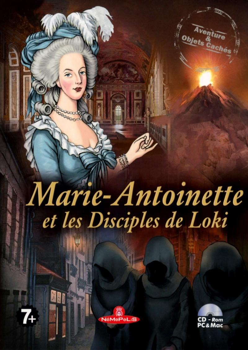 Jeu : Marie Antoinette et les disciples de Loki Jaquet10