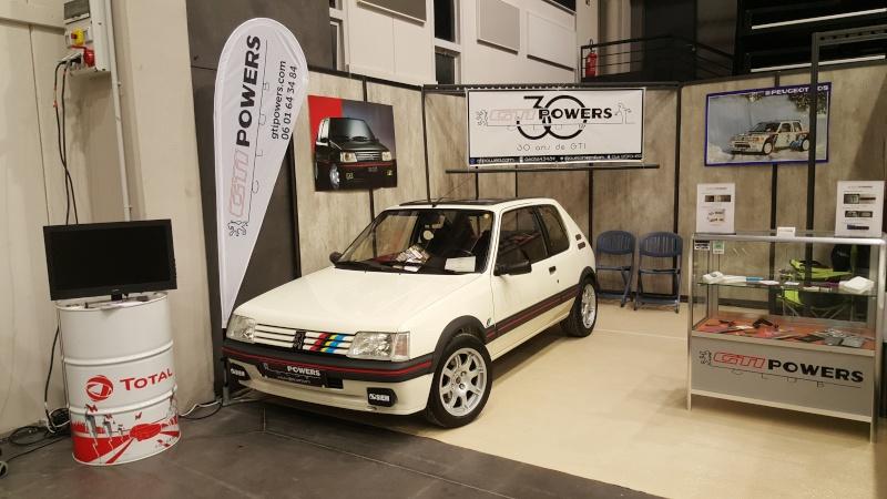 [Anterak78] 205 GTI 1.6L - 115cv - Blanc Meije - 1991 - Page 13 20160311