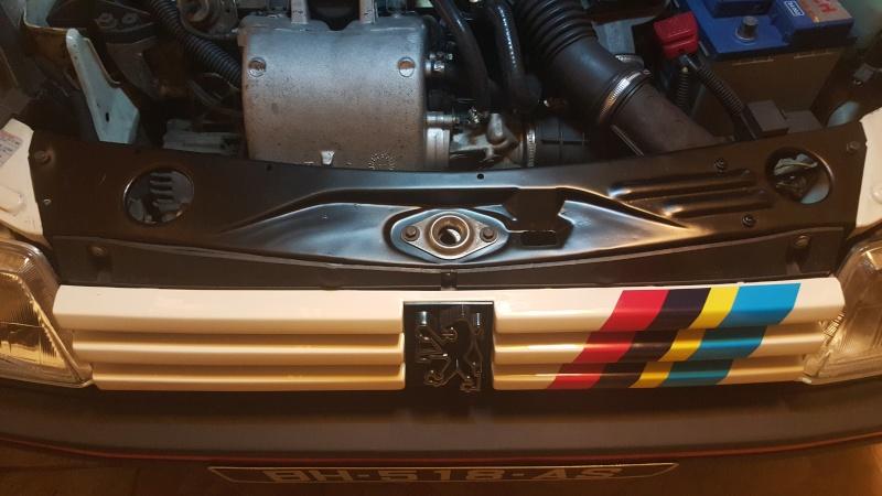 [Anterak78] 205 GTI 1.6L - 115cv - Blanc Meije - 1991 - Page 13 20160412