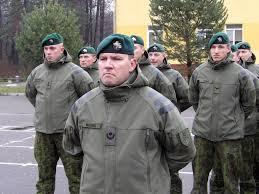 Lithuanian military and paramilitary berets Gv10