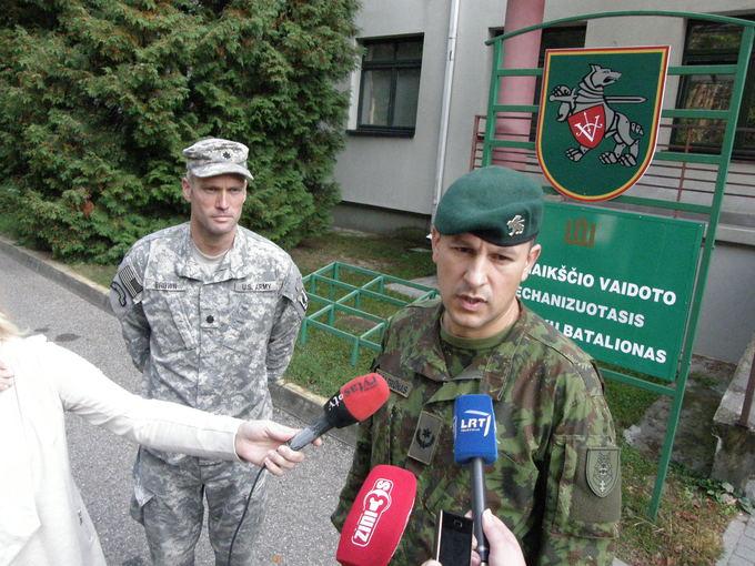 Lithuanian military and paramilitary berets Gv110