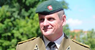 Lithuanian military and paramilitary berets Hq10