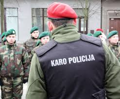 Lithuanian military and paramilitary berets Kp10