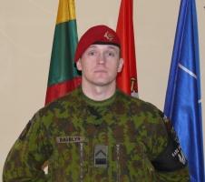 Lithuanian military and paramilitary berets Kpfoto10