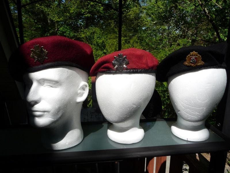 Lithuanian military and paramilitary berets Lk311