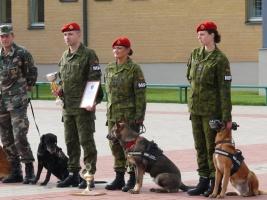 Lithuanian military and paramilitary berets Lk_kp10