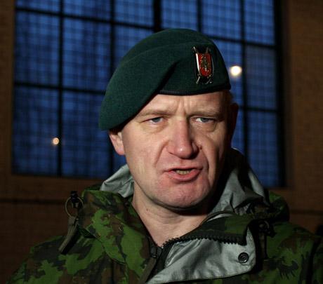 Lithuanian military and paramilitary berets Sausum10