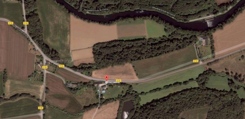 coordonnées GPS du gîte Eaath10