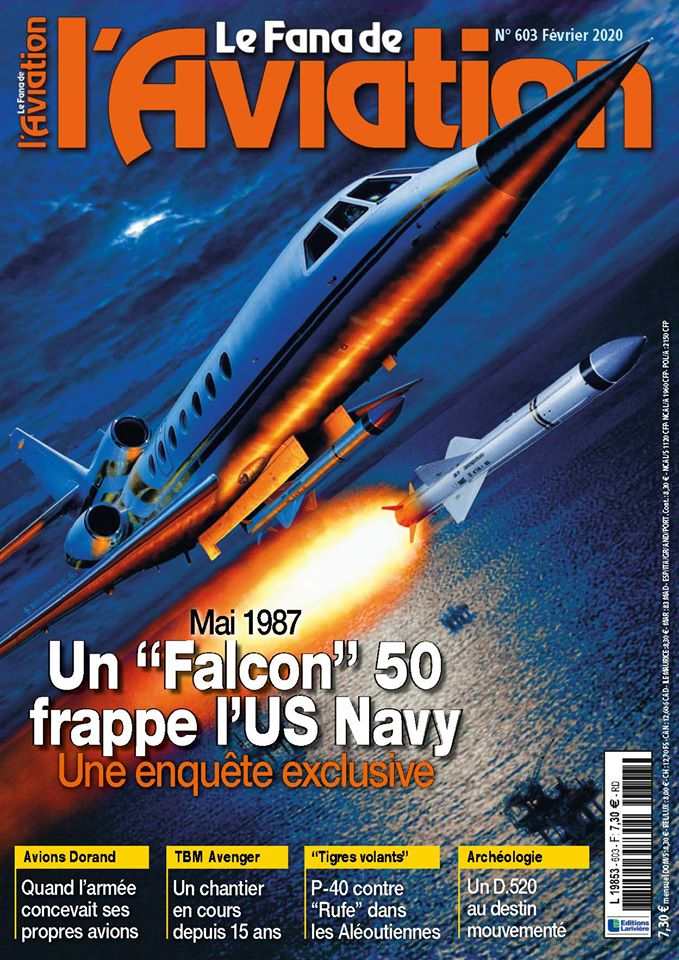 ILLUSTRATIONS du FANA de L'AVIATION. - Page 10 Falcon11