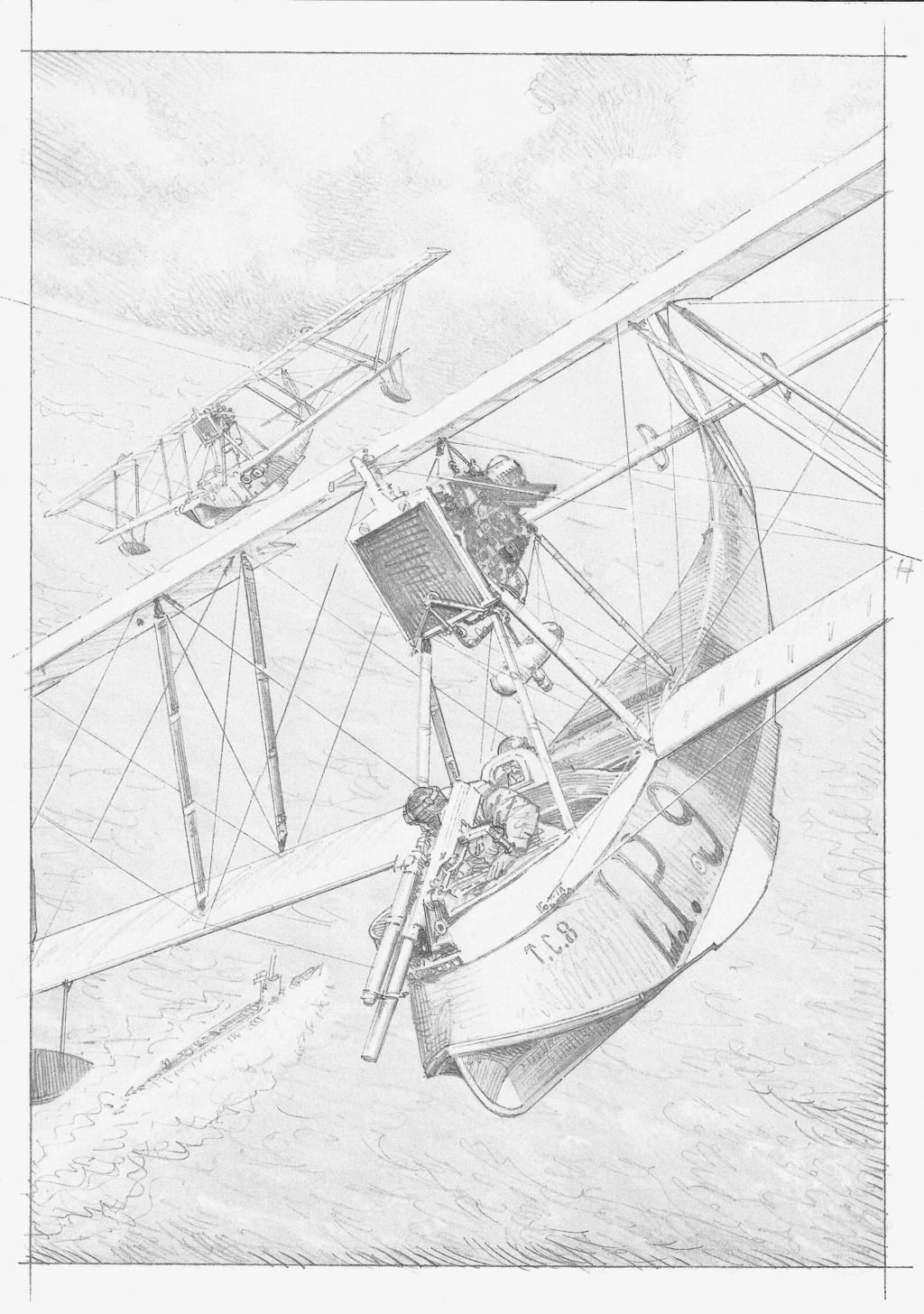 ILLUSTRATIONS ARDHAN ( AERONAVALE HISTORIQUE ) - Page 3 Tellie10