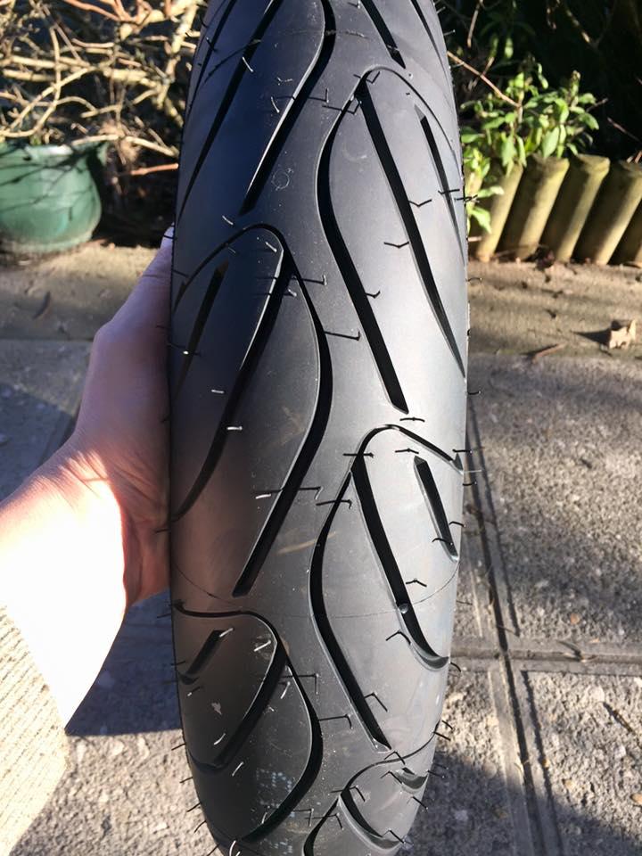 avis pour changement de pneus. Roadsm10