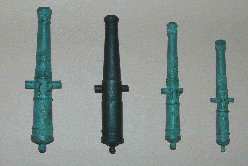 La Hoche, artillerie et accastillage 0510