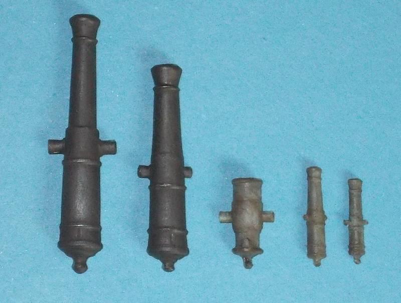 La Hoche, artillerie et accastillage 0610