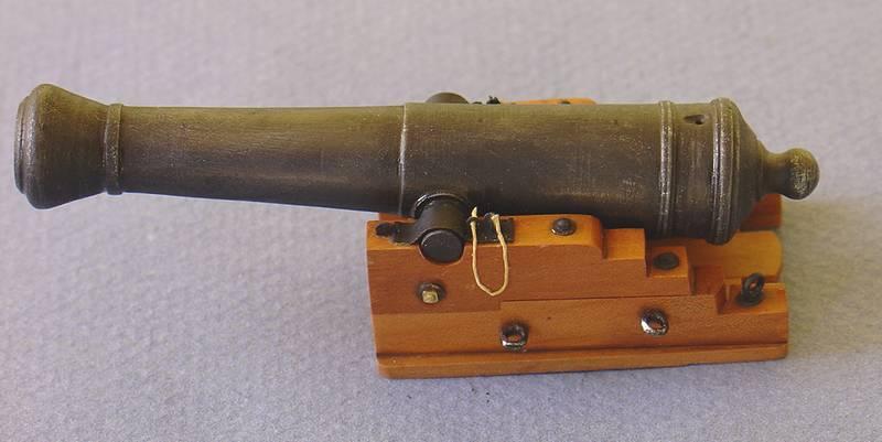 La Hoche, artillerie et accastillage 0810