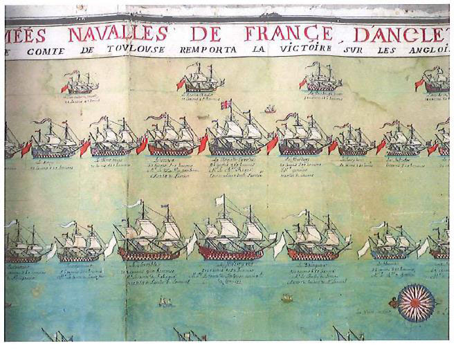 """Mécénat pour """"L'ordre de bataille de Velez-Malaga"""" Shd-211"""