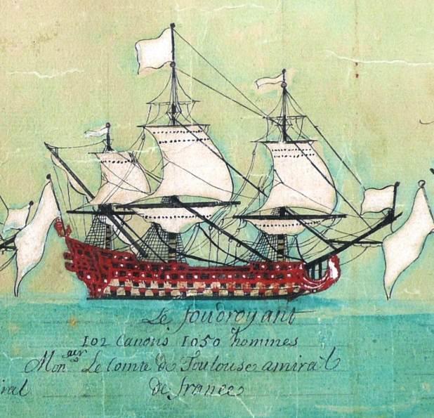 """Mécénat pour """"L'ordre de bataille de Velez-Malaga"""" Shd-311"""