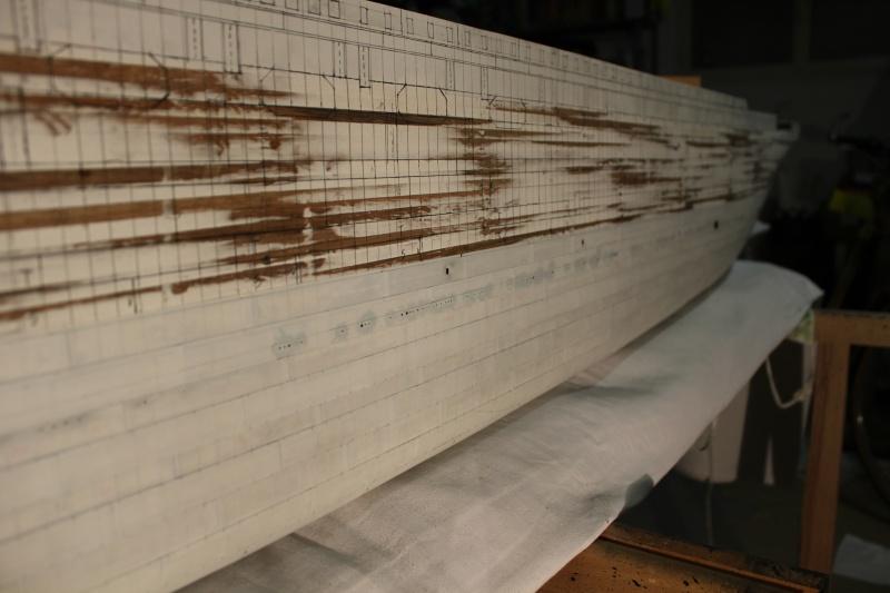 titanic - RMS Titanic 1:100 - Pagina 21 Img_0416