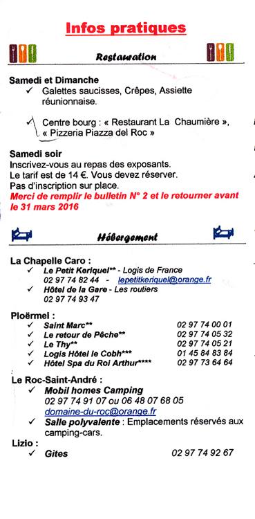 Roc Saint André les 5 et 6 mai 2018 Expo-r10
