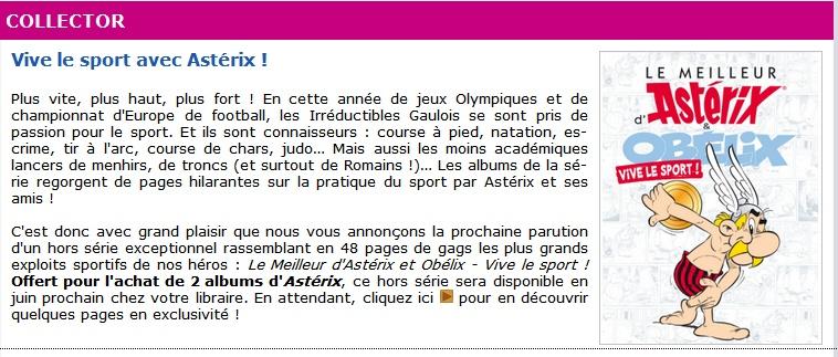 Le meilleur d'Astérix et d'Obélix - Vive le sport Vfd_bm10