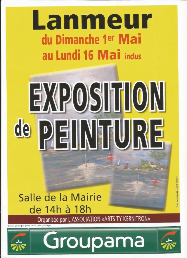 Exposition Arts et artisanats Affich11