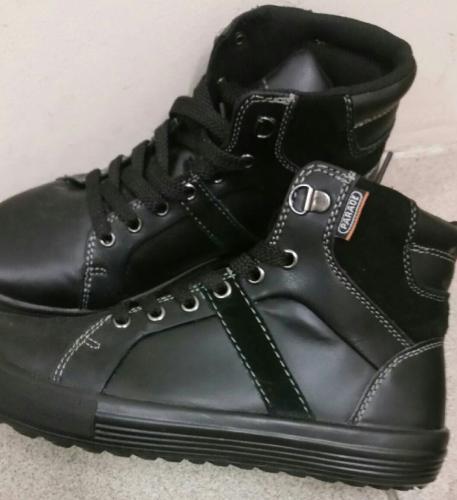 Les nouvelles chaussures de sécurité Nouvel10