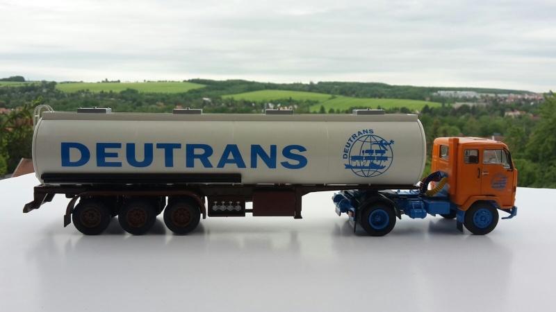 Neu in Spanien in der LKW Serie Deutrans Lastzug Img-2013
