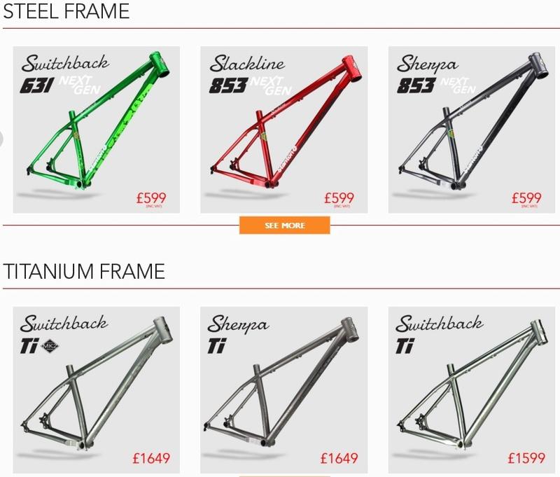 Les vélos Stanton Screen37