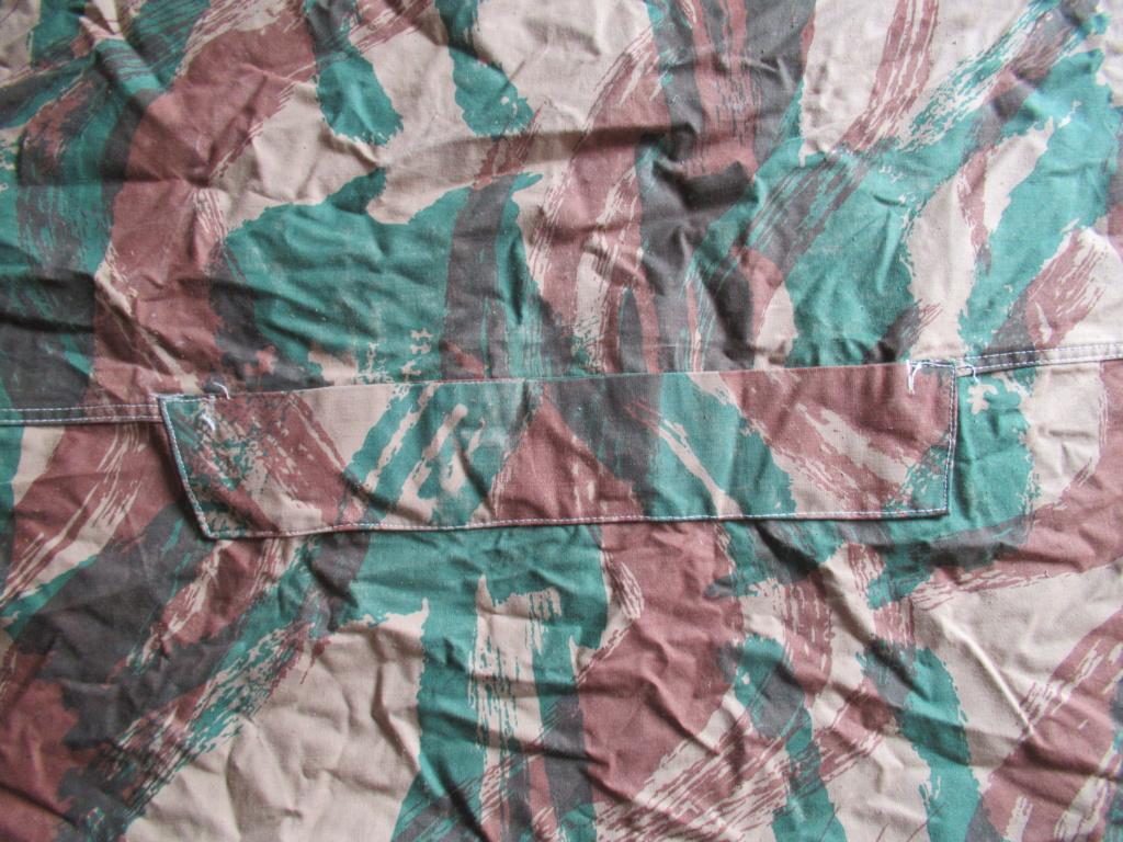 Toile de tente poncho camouflé Img_1718