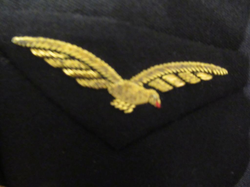 Spencer de capitaine de l'armée de l'air 1975 Img_1731