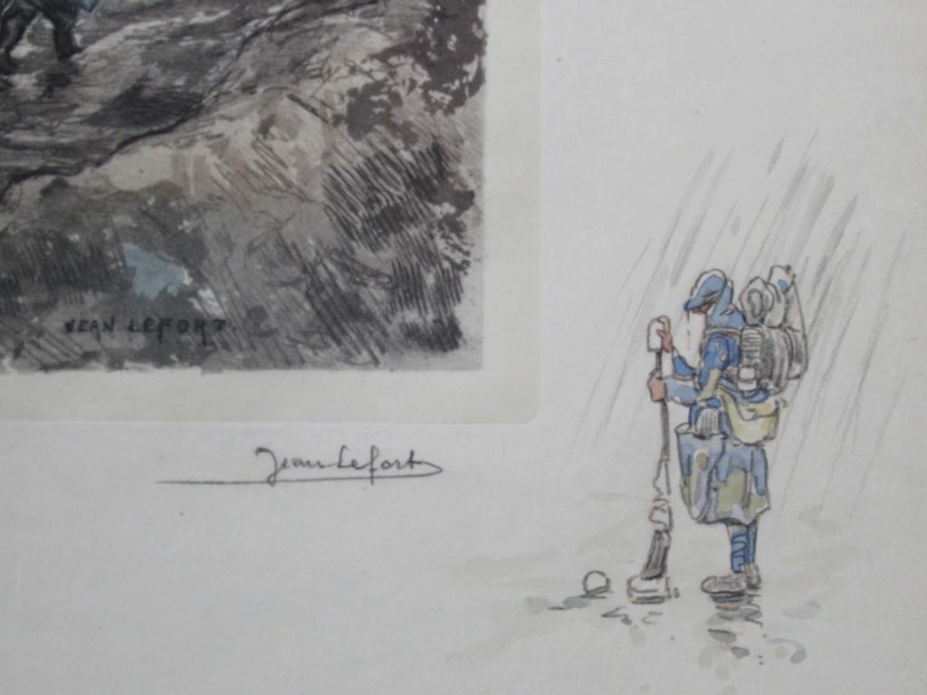Identification peinture ou aquarelle de Jean Le Fort Img_3949