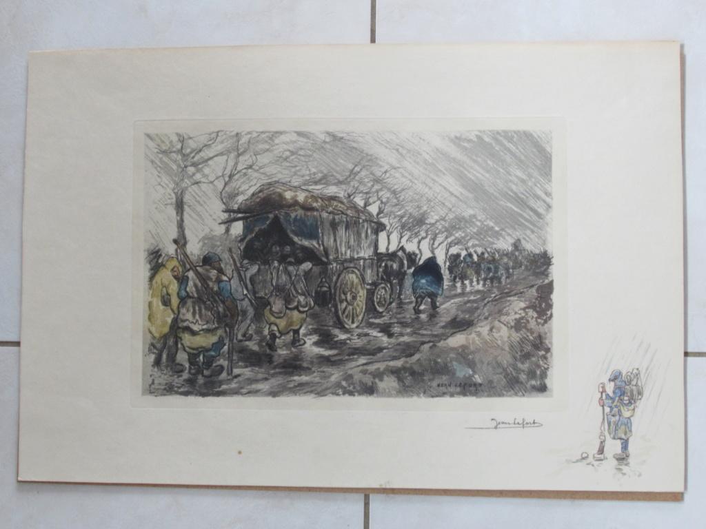 Identification peinture ou aquarelle de Jean Le Fort Img_3950