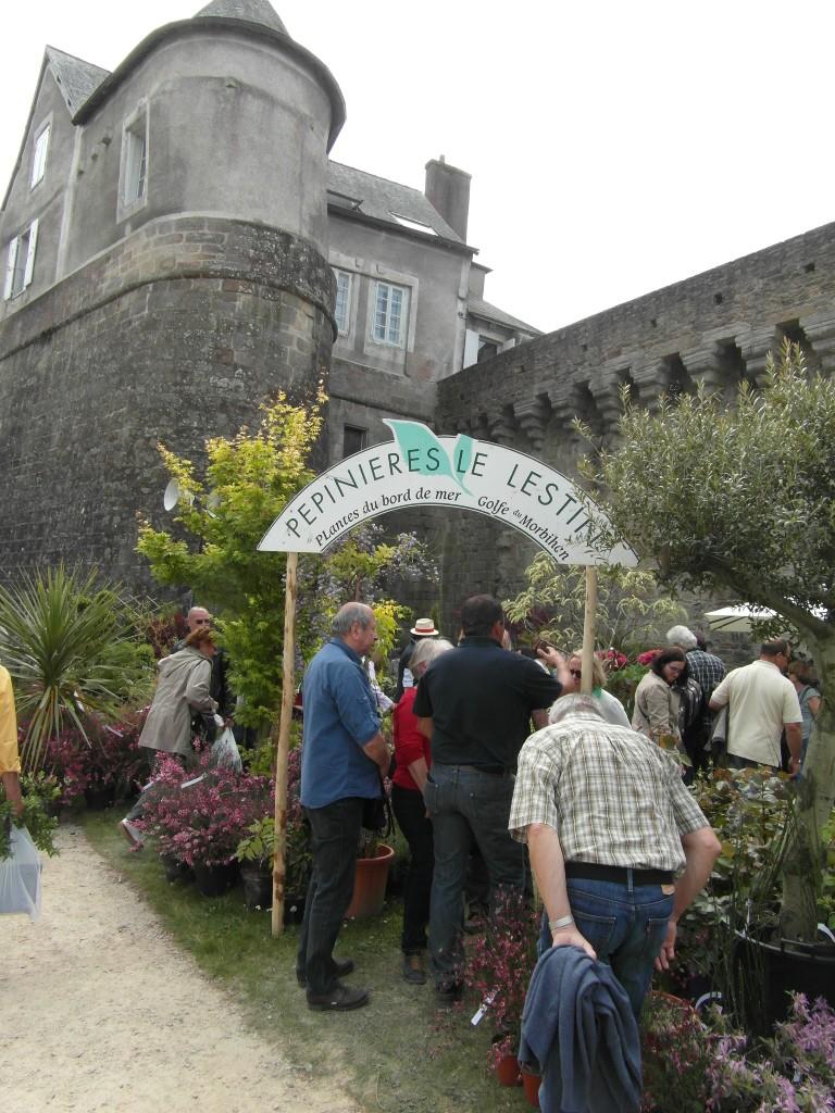 VANNES  Côté Jardin salon végétal 7 et 8 mai 2016 Sam_4925