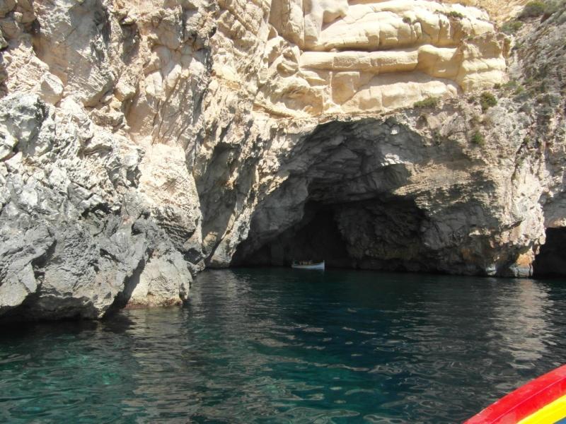 La grotte bleue ile de Malte Sam_5615