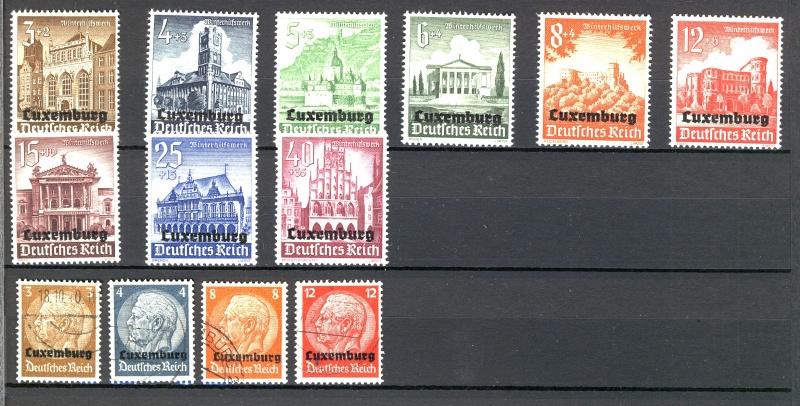 WW2 La seconde guerre mondiale par les timbres postes Sans_t35