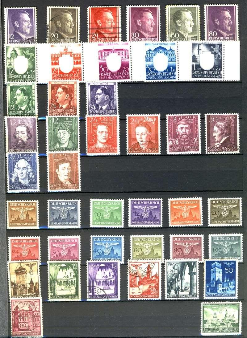 WW2 La seconde guerre mondiale par les timbres postes Sans_t37